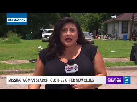 Investigators find missing woman's clothing inside Third Ward home