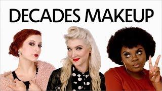 '20s '50s & '60s Halloween Makeup Looks Sephora
