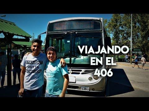 Viajando en la linea 406 + Conociendo Burzaco con Invitado especial