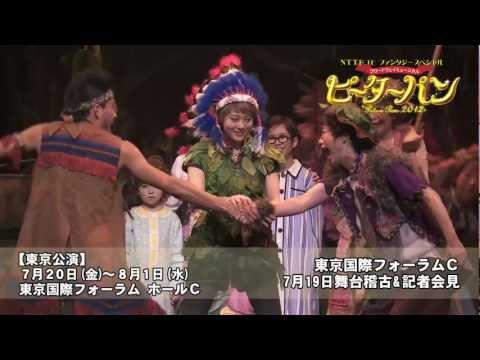 武田真治 ピーターパン CM スチル画像。CM動画を再生できます。