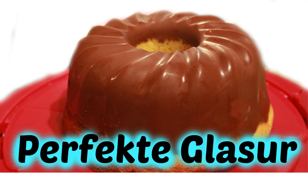 Die Perfekte Schokoglasur Glasur Wie Vom Konditor Cake Princess