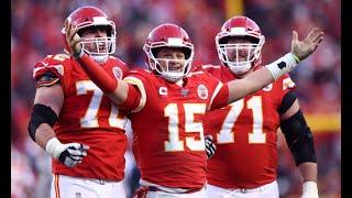 Titans vs. Chiefs AFC Championship Highlights & Reaction   NFL 2019 Playoffs