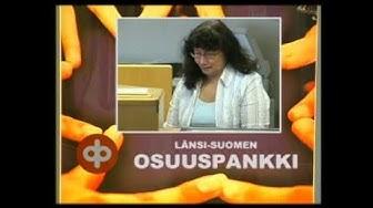 Länsi-Suomen Osuuspankki 2007.  Eurajoki  RTV. Westmedia Oy. Rauma
