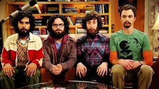 Top 10 Big Bang Theory Moments