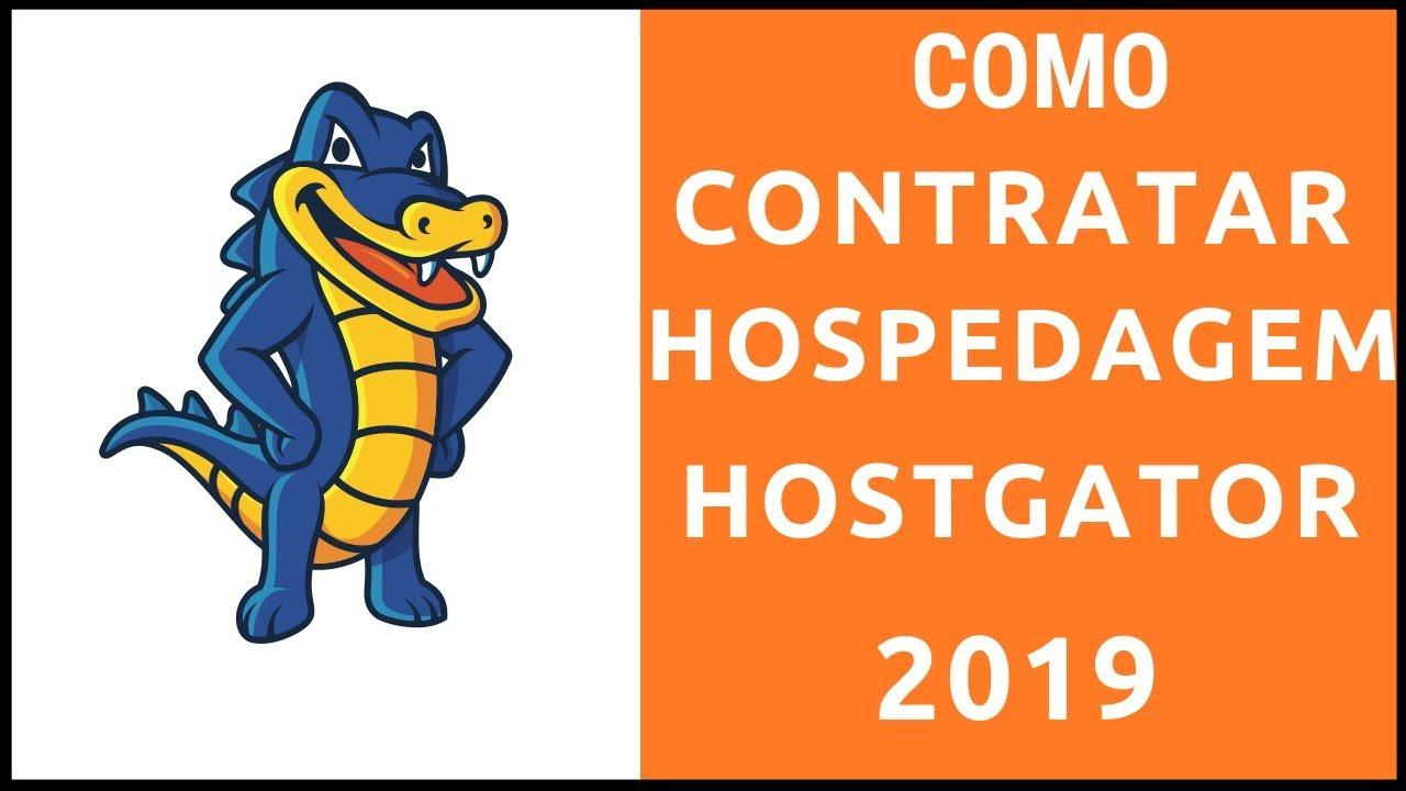COMO CONTRATAR HOSPEDAGEM NA HOSTGATOR (ATUALIZADO 2019)