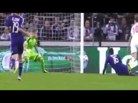 Résumé PSG vs R.S.C Anderlecht 5-0 Tous les buts (All Goals & Highlights) (23/10/2013) HD UEFA LDC