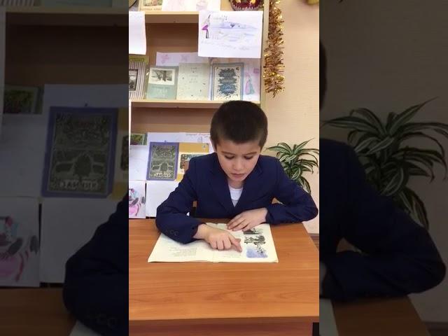 Изображение предпросмотра прочтения – ИдрисСодиков читает произведение «Ветхая избушка» А.А.Блока