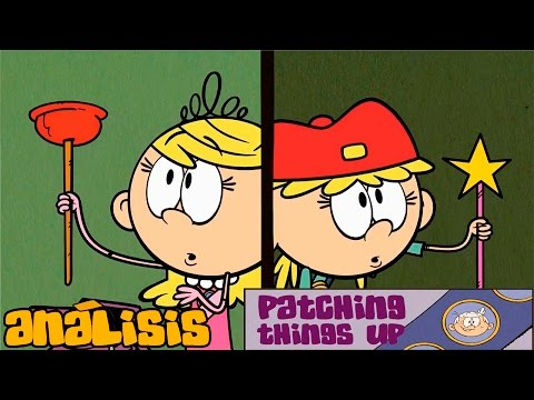 The Loud House | Patching Things up | Temporada 2 Capitulo 6A | Análisis y Curiosidades