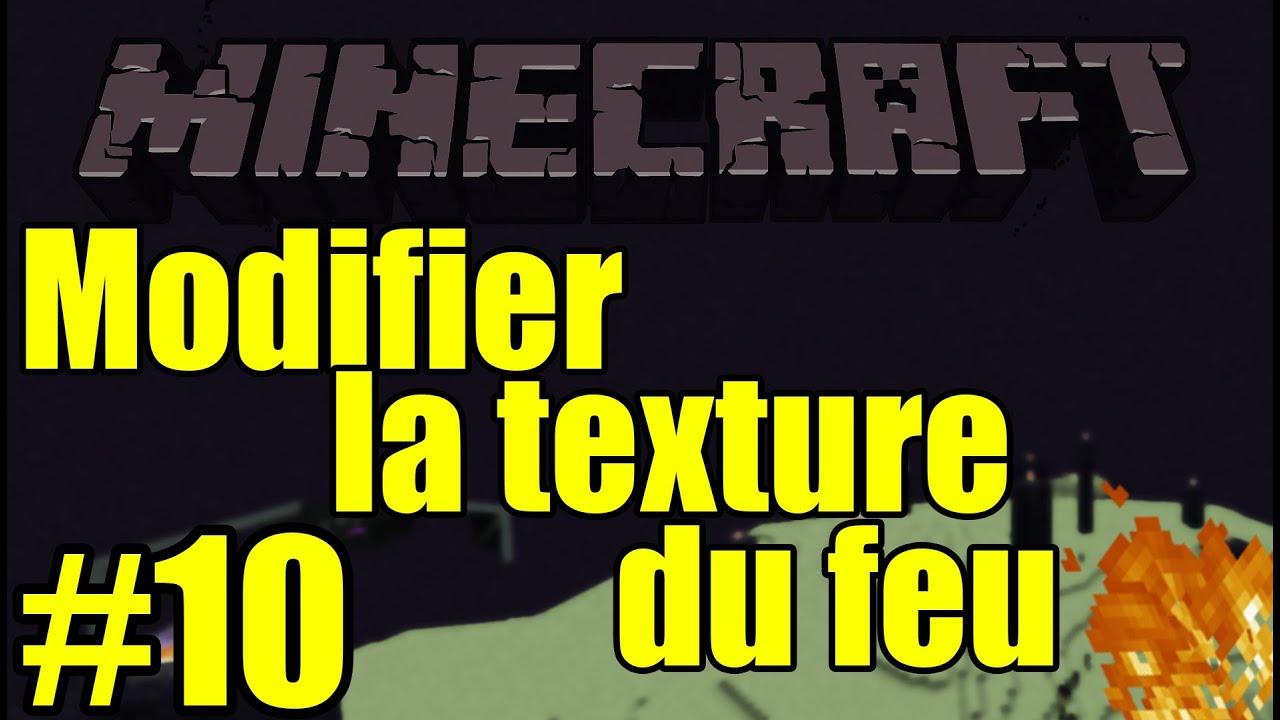 """Minecraft - Tutoriel PVP/Faction : Ep.10 """"Changer la texture du feu"""" - YouTube"""