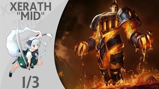 Agualegends - 1/3 Xerath Live Commentary ITA