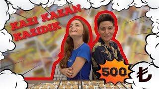 500 TL KAZI KAZAN KAZIMAK! (ZENGİN OLDUM)