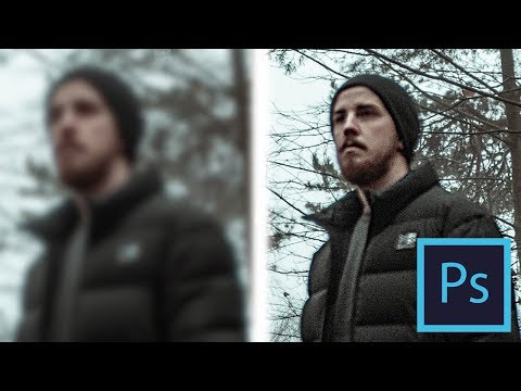 HOW To FIX MISSED FOCUSE In Photoshop