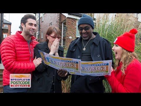 #PostcodeMillions Winners - ST1 6DE In Stoke-on-Trent On 16/12/2017 - People's Postcode Lottery