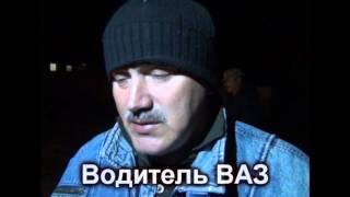07.10.2015 ДТП на трассе Алнаши - Грахово, сбили пешехода (Удмуртия)