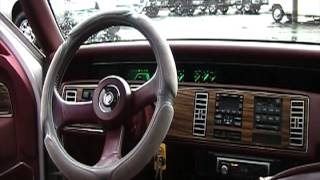 THE MOST BEAUTYFUL BUICK REGAL I HAVE EVER SEEN 1991 REGAL GS !!