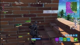 The Result Of The Recent Fortnite DDoS (The Match Lasted Almost 40 minutes)