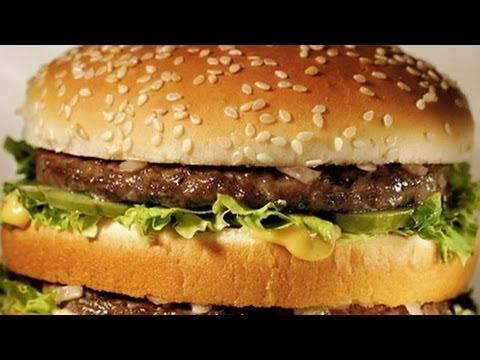 McDonalds Secret Sauce Revealed for Big Mac Sandwiches on YouTube?