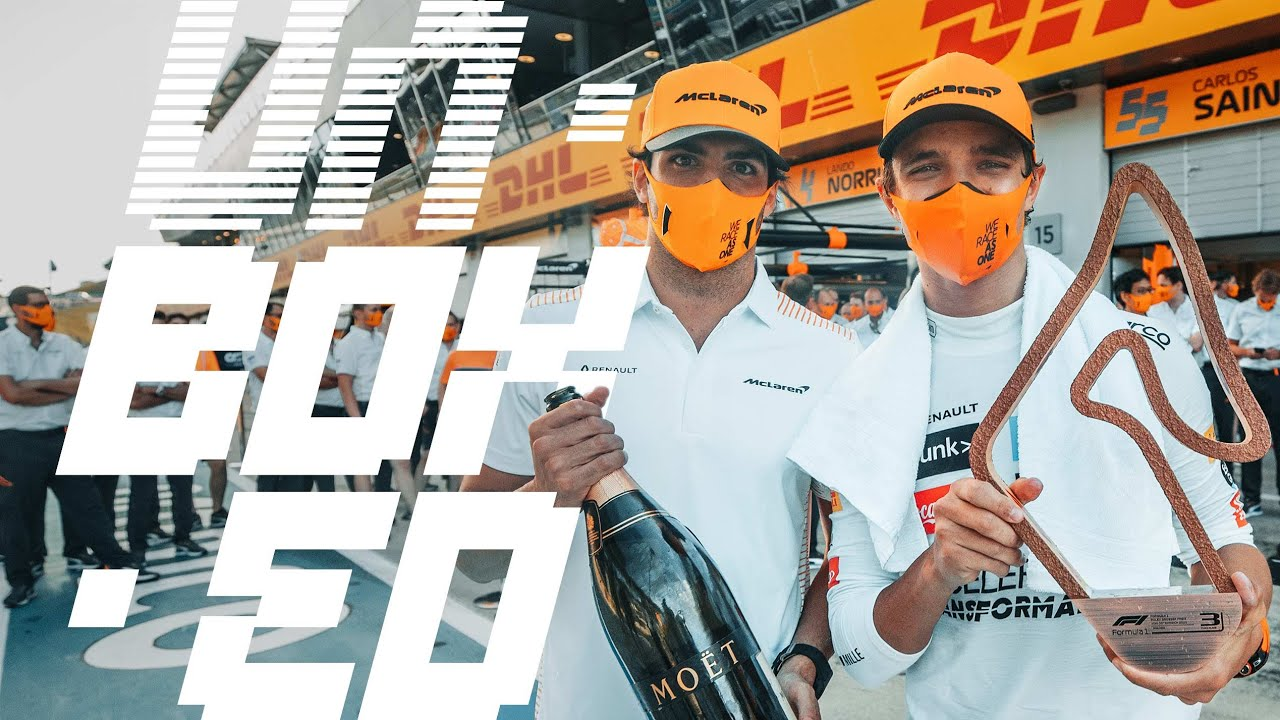 McLaren Unboxed | Behind closed doors | #AustrianGP