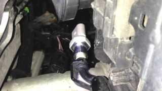 Reparatur Drucksensor Audi A 6 4b
