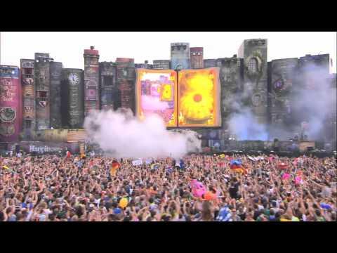 Dimitri Vegas & Like Mike at Tomorrowland
