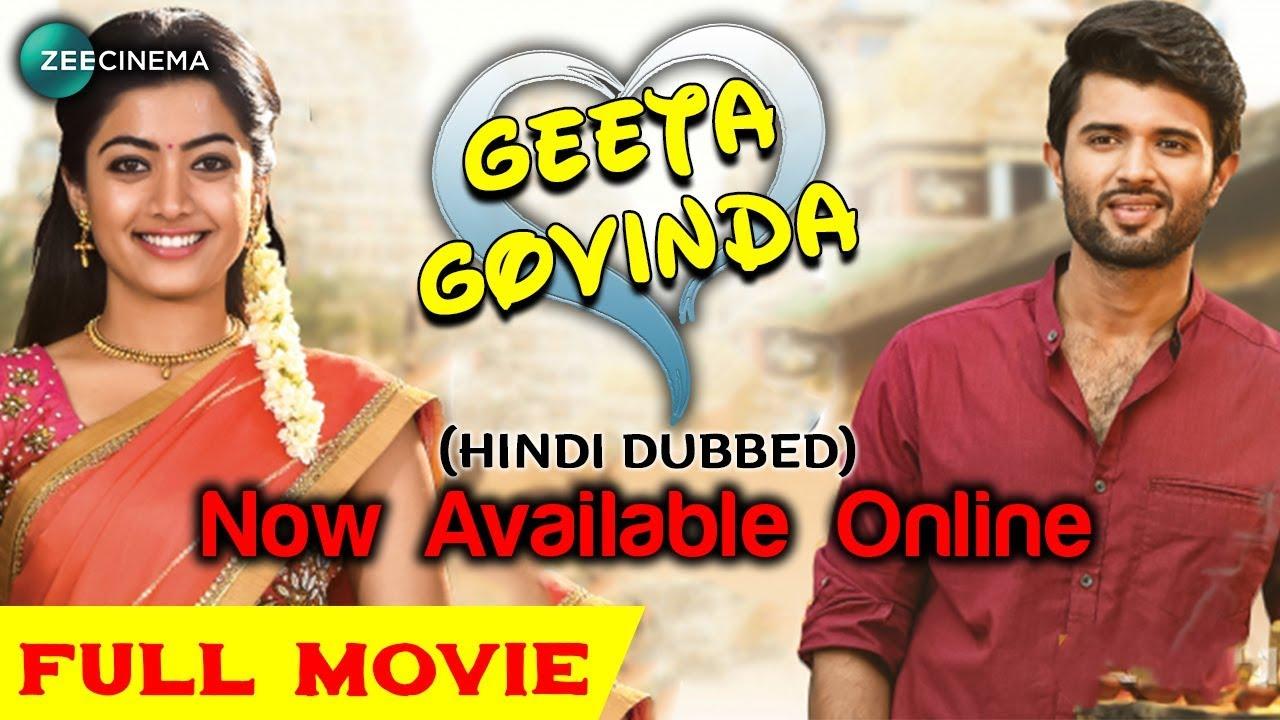 Download Geeta Govinda (Geetha Govindam) Hindi Dubbed Full Movie | Now Available | Vijay Deverakonda