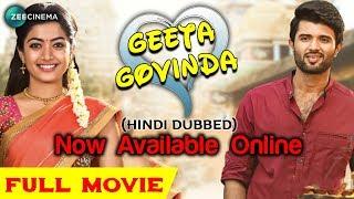Geeta Govinda (Geetha Govindam) Hindi Dubbed Full Movie | Now Available | Vijay Deverakonda