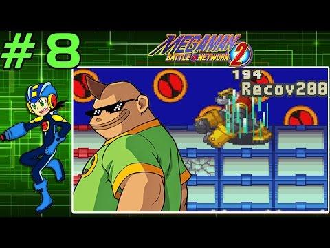 Mega Man Battle Network 2 - Part 8: DEX WANTS YOU TO TRUST HIS ABILITIES MORE!