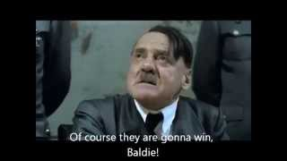 Hitler wants Team Brenchel to win The Amazing Race 24