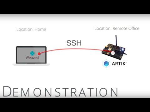 ARTIK SSH