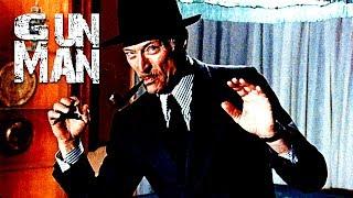 Gun Man (Krimi Klassiker in voller Länge auf Deutsch, ganzer Krimi auf Deutsch, Thriller, Komödie)