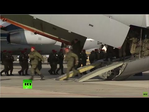 Putin's order: Russian forces start returning home from Syria