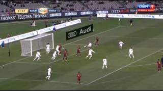 Реал Мадрид – Рома обзор матча (18.07.2015) серия пенальти