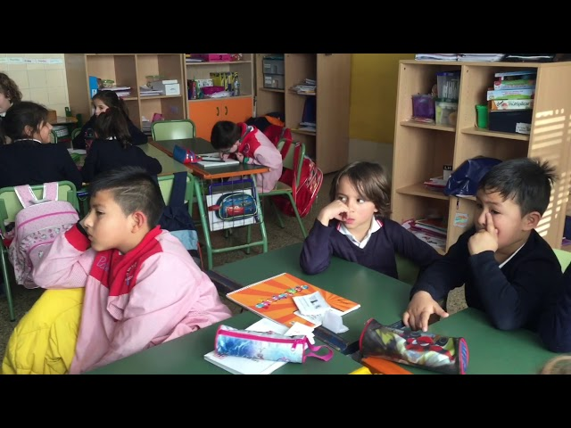 ACTIVIDADES EDUCATIVAS EN EL COMEDOR ESCOLAR