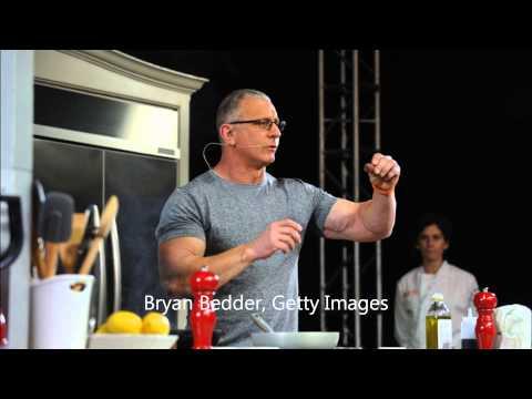 Chef Robert Irvine Interview on Mix 97.7