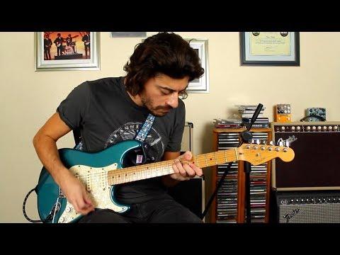 Hendrix Chord Trick Lick lesson