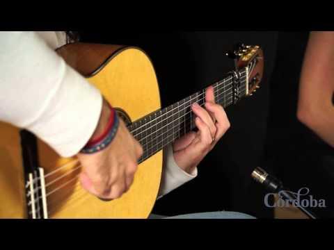 A Josemi (Tango) By Alfredo Caceres - Cordoba Master Series Reyes Model