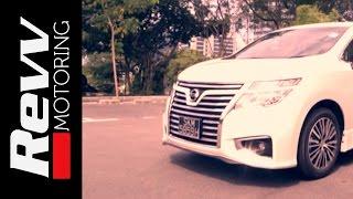 Revv Motoring - Season 1 Episode 4 - Nissan Elgrand 2.5 Highway Star