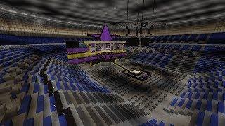 Minecraft Wrestlemania 30