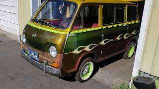 360 Van gives a charge thumbnail