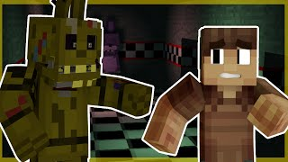 minecraft fazbear fright episode 1 springtrap encounter minecraft fnaf roleplay