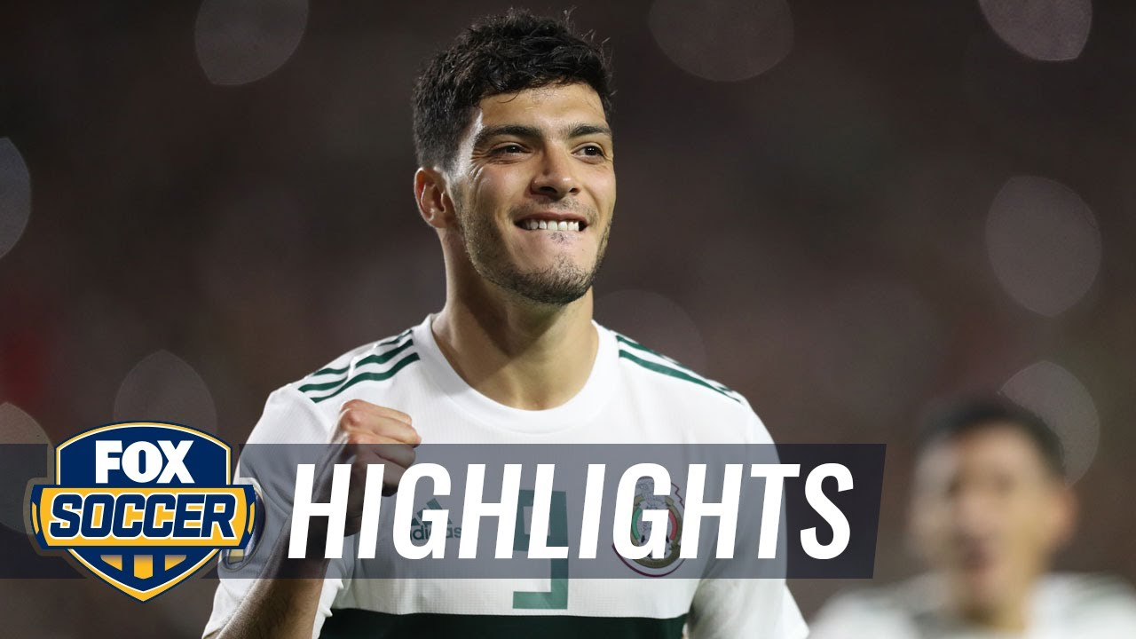 Mexico vs. South Korea score: El Tri wins 3-2 with Goals from Raul ...