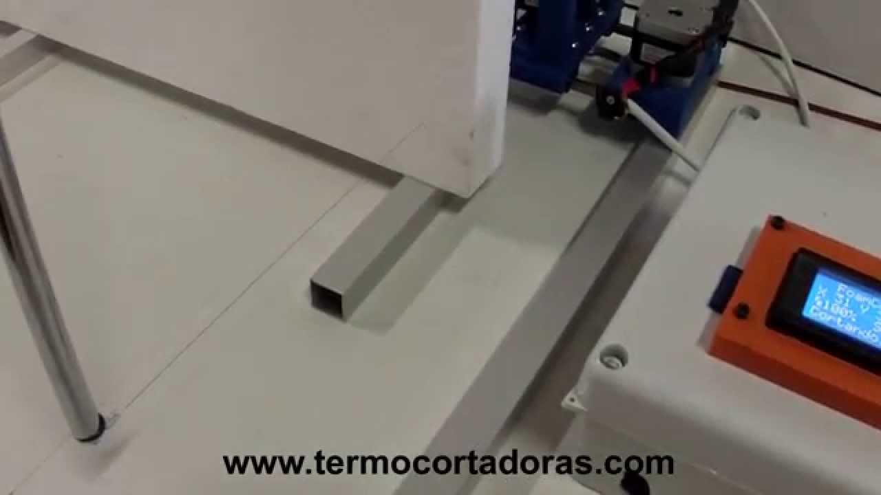 cortador de espuma de poliestireno Alambre caliente Savada Cortador de poliestireno