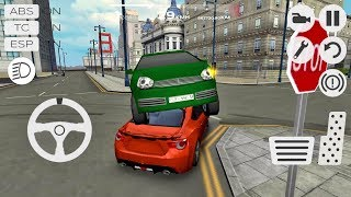Car Driving Simulator SF #5 - Cars Game Android IOS gameplay