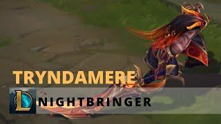 Nightbringer Trynda - League of Legends