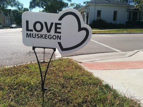 The rise of Muskegon
