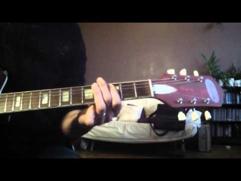 Pungee The Meters guitar cover Harmony mp3