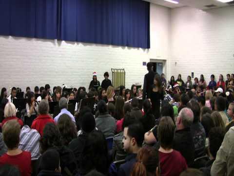 Lakeside Middle School Music Winter Program 2010 2 of 2
