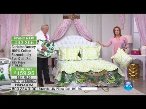 HSN | At Home with Carleton Varney 04.17.2017 - 09 AM