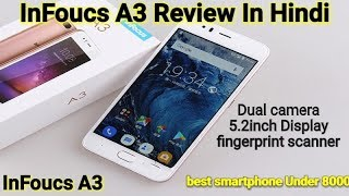 InFocus A3 Review | InFocus A3 India | InFocus A3 Specfications,camera, price | InFocus A3 Launched