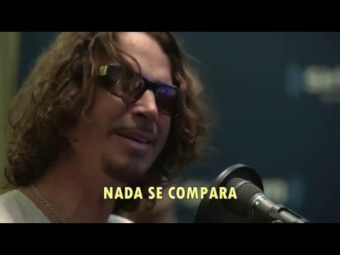 Chris Cornell 'Nothing Compares 2 U' [Español/LIVE] HD